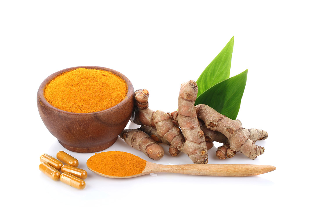 Turmeric: a not very soluble natural colorant against cancer