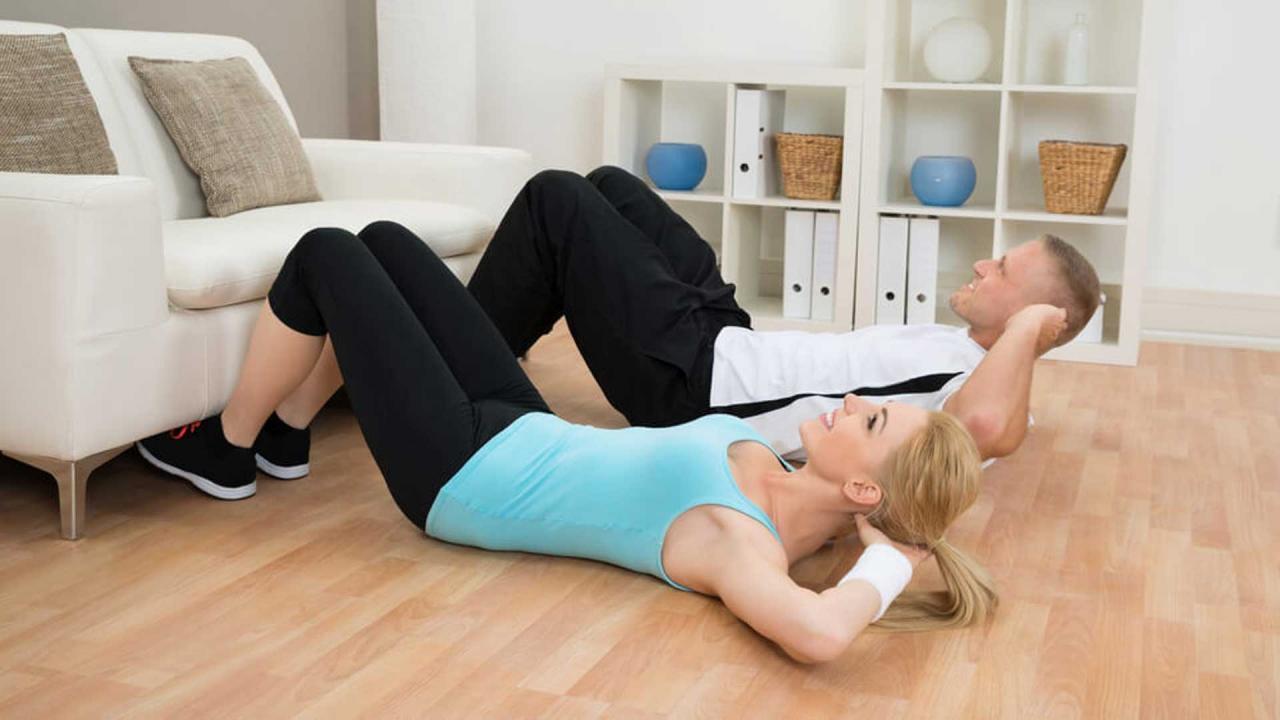 Упражнения для дома. 15 лучших упражнений для домашних тренировок.